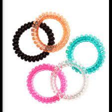 Резинка-пружинка для волосся D37mm мат 14902/A1888-88R10-6B