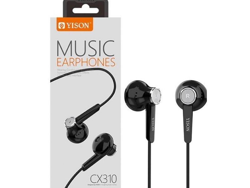 Навушники Yison CX310 Black