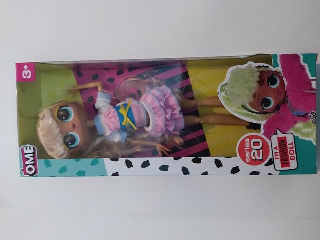 Лялька OME 587-19