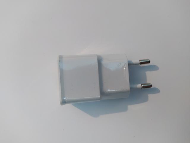 Зарядний блок в розетку USB 617