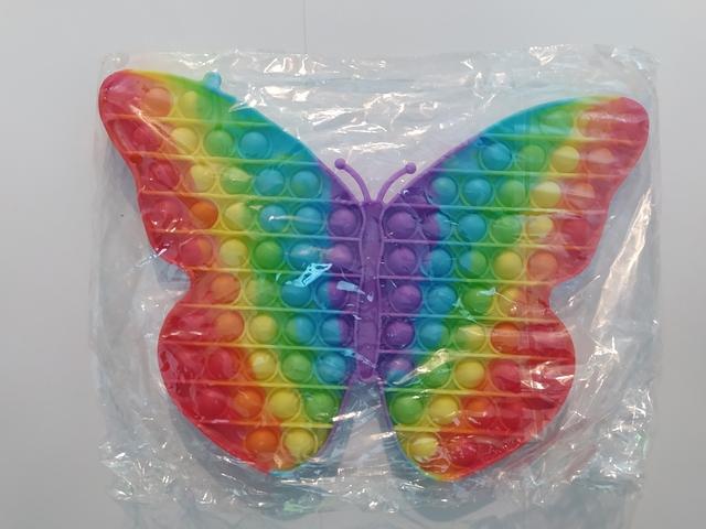 Антистрес іграшка POP IT Метелик 30 см