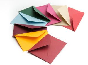Відкритки та конверти