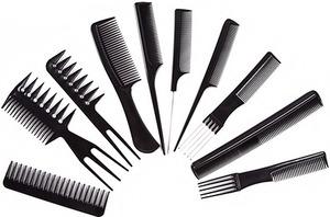 Гребінці та щітки для волосся