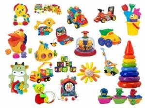 Іграшки інше