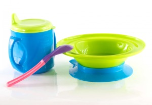 Посуд дитячий